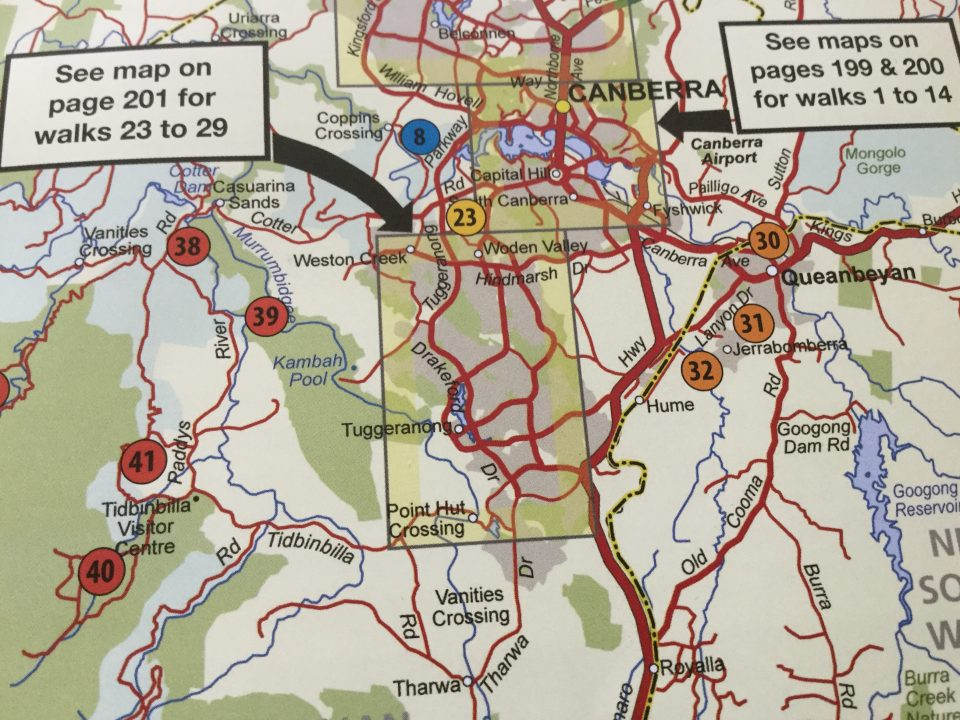 Lockdown in Canberra